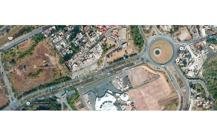 Foto de terreno habitacional en venta en  , santa fe la loma, álvaro obregón, distrito federal, 2642760 No. 01