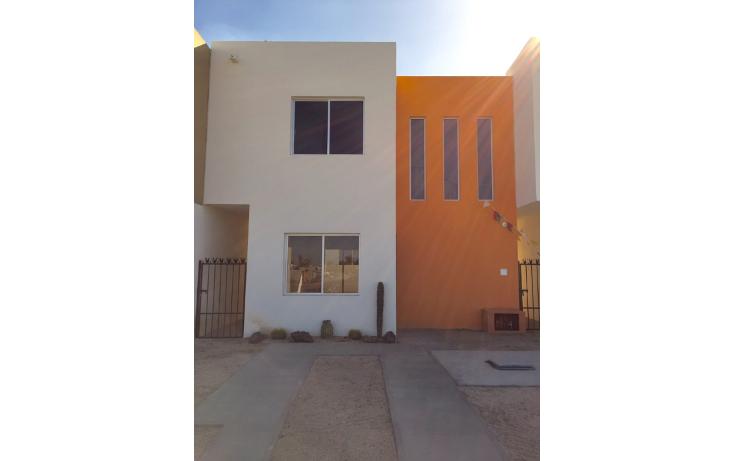 Foto de casa en venta en  , santa fe, la paz, baja california sur, 1306915 No. 01