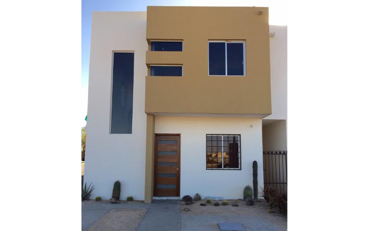 Foto de casa en venta en  , santa fe, la paz, baja california sur, 1550562 No. 01