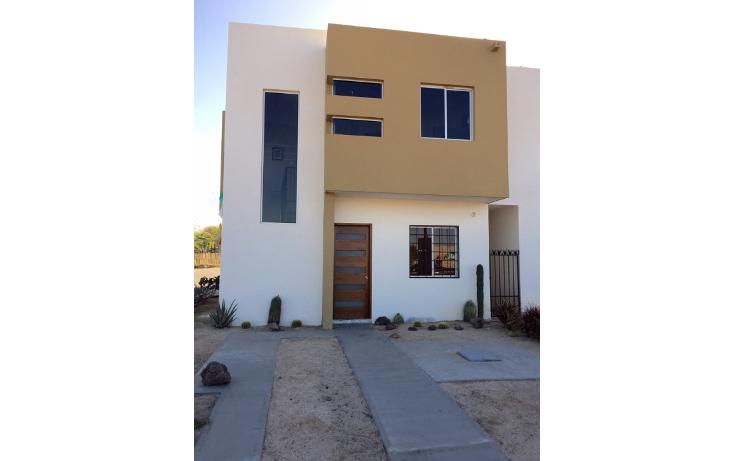 Foto de casa en venta en  , santa fe, la paz, baja california sur, 941901 No. 01