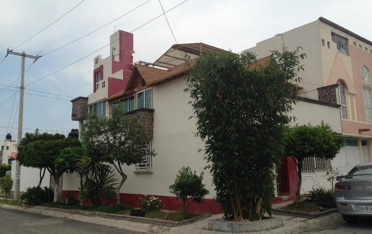 Foto de casa en venta en  , santa fe, morelia, michoacán de ocampo, 1167821 No. 01