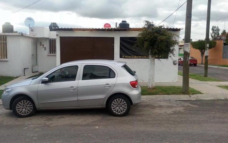 Foto de casa en venta en  , santa fe, morelia, michoac?n de ocampo, 1243447 No. 01