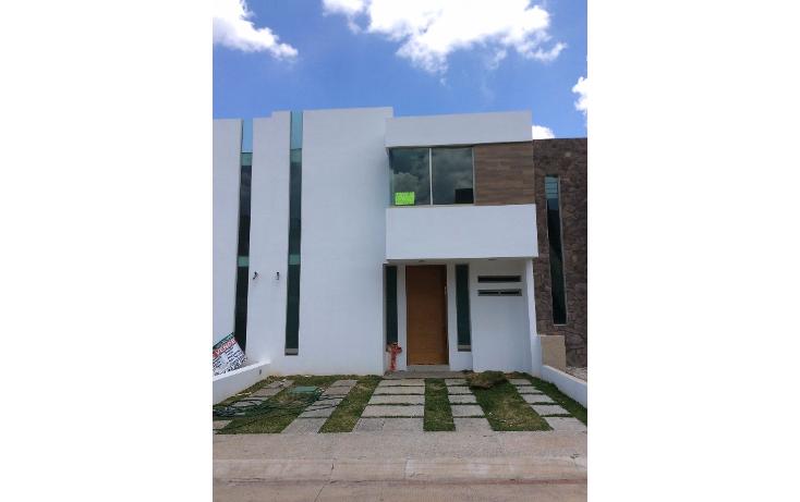 Foto de casa en venta en  , santa fe, morelia, michoacán de ocampo, 1298115 No. 01