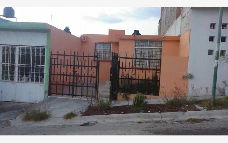 Foto de casa en venta en  , santa fe, morelia, michoacán de ocampo, 1566918 No. 01