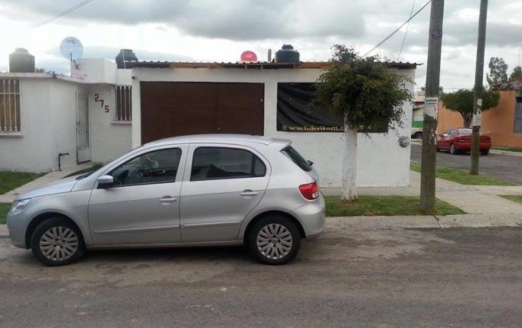 Foto de casa en venta en  , santa fe, morelia, michoac?n de ocampo, 1568036 No. 01