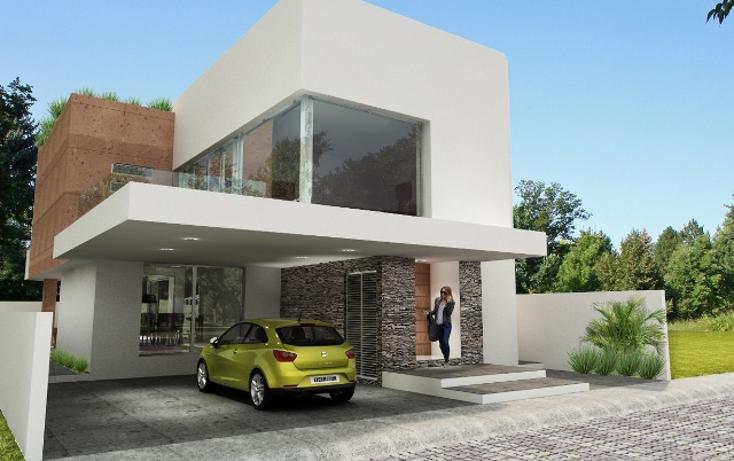 Foto de casa en venta en  , santa fe, san andrés cholula, puebla, 1354995 No. 01