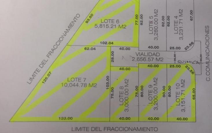Foto de terreno industrial en venta en, santa fe, torreón, coahuila de zaragoza, 880645 no 04