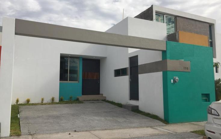 Foto de casa en venta en  , santa fe, villa de álvarez, colima, 1491347 No. 01