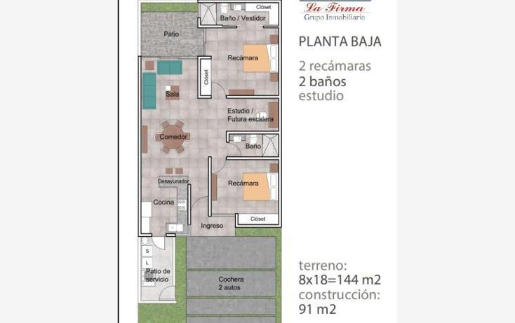 Foto de casa en venta en  , santa fe, villa de álvarez, colima, 1491347 No. 06
