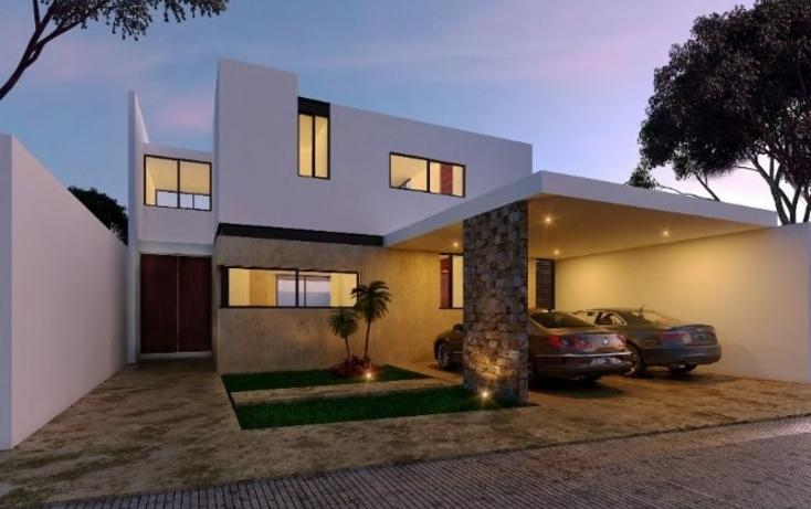 Foto de casa en venta en  , santa gertrudis copo, mérida, yucatán, 1041837 No. 01