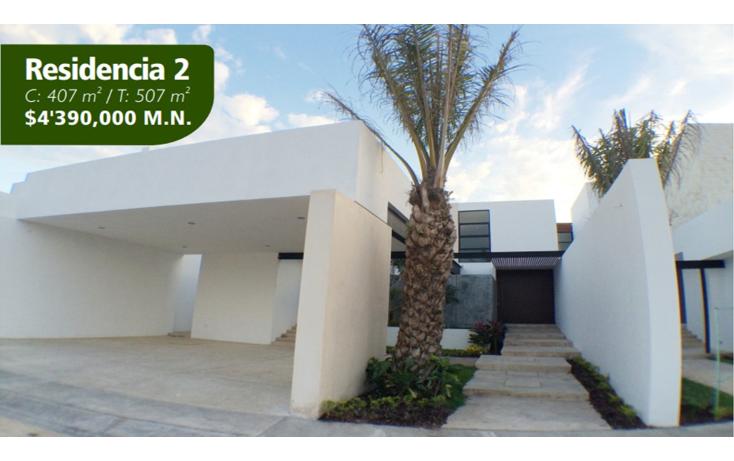 Foto de casa en venta en  , santa gertrudis copo, mérida, yucatán, 1050721 No. 01