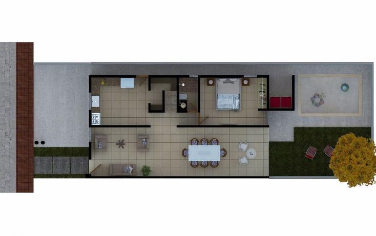 Foto de casa en venta en  , santa gertrudis copo, m?rida, yucat?n, 1058539 No. 04