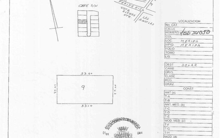 Foto de terreno habitacional en venta en  , santa gertrudis copo, mérida, yucatán, 1062833 No. 01