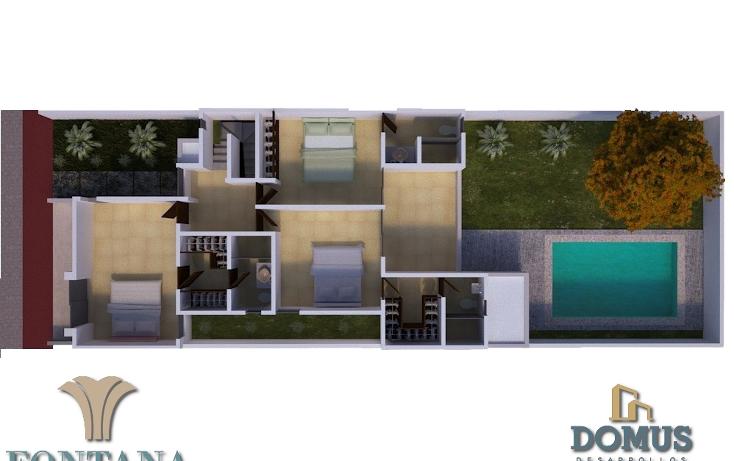 Foto de casa en venta en  , santa gertrudis copo, m?rida, yucat?n, 1062893 No. 16