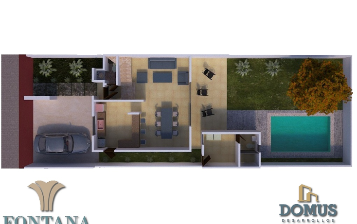 Foto de casa en venta en  , santa gertrudis copo, m?rida, yucat?n, 1062893 No. 17