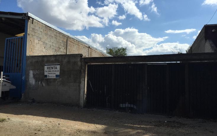 Foto de terreno comercial en renta en  , santa gertrudis copo, mérida, yucatán, 1065373 No. 01