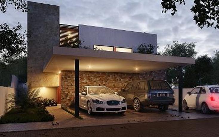 Foto de casa en venta en  , santa gertrudis copo, mérida, yucatán, 1065413 No. 01