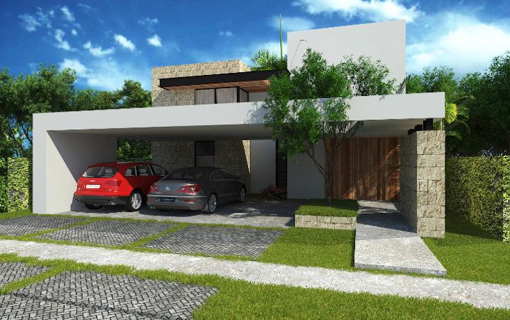 Foto de casa en venta en  , santa gertrudis copo, mérida, yucatán, 1070839 No. 01