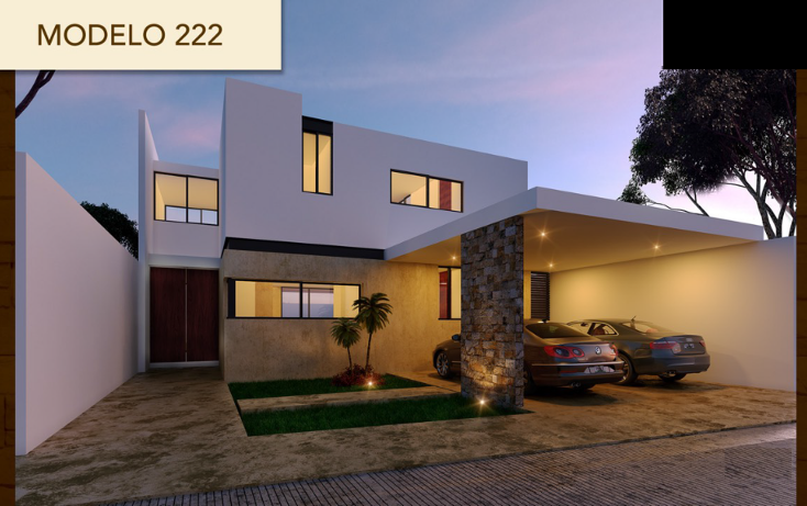 Foto de casa en venta en  , santa gertrudis copo, mérida, yucatán, 1078595 No. 01