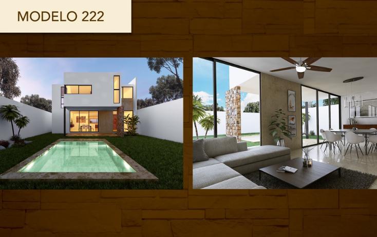 Foto de casa en venta en  , santa gertrudis copo, mérida, yucatán, 1078595 No. 02