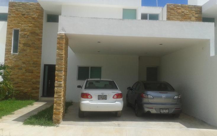 Foto de casa en renta en  , santa gertrudis copo, mérida, yucatán, 1090031 No. 01