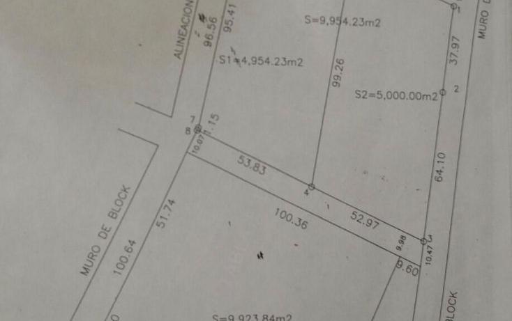 Foto de terreno habitacional en venta en  , santa gertrudis copo, mérida, yucatán, 1092555 No. 05