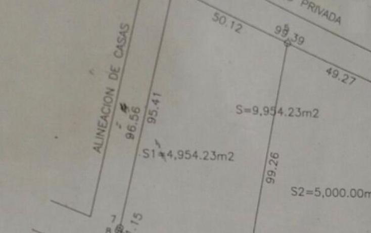 Foto de terreno habitacional en venta en  , santa gertrudis copo, mérida, yucatán, 1092555 No. 06