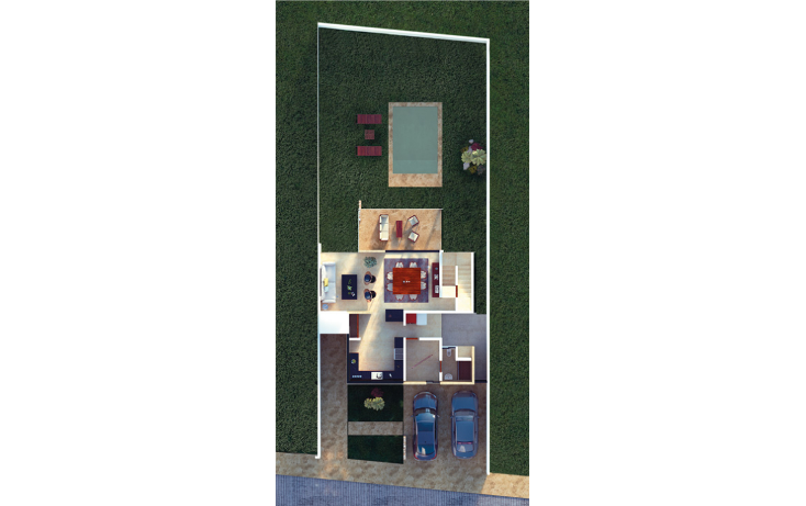 Foto de casa en venta en  , santa gertrudis copo, mérida, yucatán, 1092983 No. 04