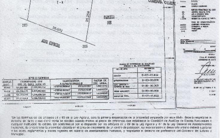 Foto de terreno habitacional en venta en, santa gertrudis copo, mérida, yucatán, 1099803 no 02