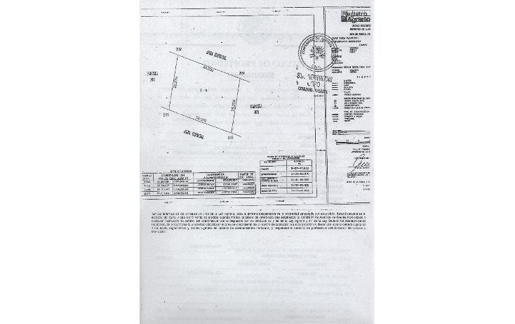 Foto de terreno habitacional en venta en  , santa gertrudis copo, m?rida, yucat?n, 1099803 No. 02