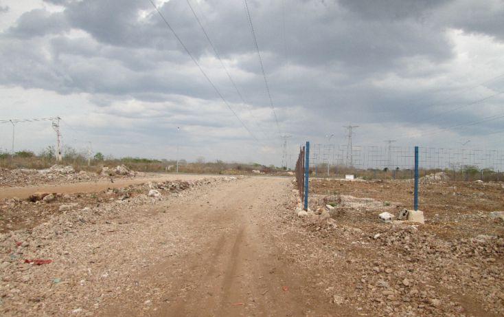 Foto de terreno habitacional en venta en, santa gertrudis copo, mérida, yucatán, 1099803 no 03
