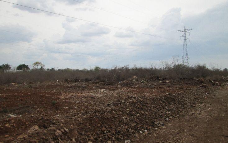 Foto de terreno habitacional en venta en, santa gertrudis copo, mérida, yucatán, 1099803 no 06