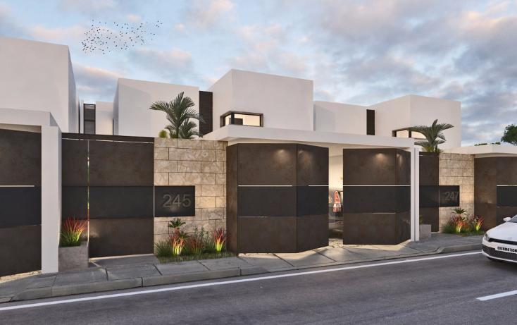 Foto de casa en venta en  , santa gertrudis copo, mérida, yucatán, 1100001 No. 01
