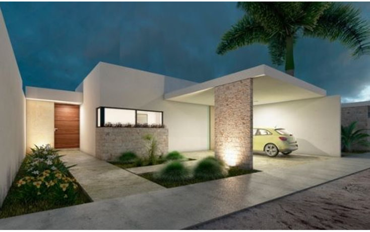 Foto de casa en venta en  , santa gertrudis copo, mérida, yucatán, 1108281 No. 01