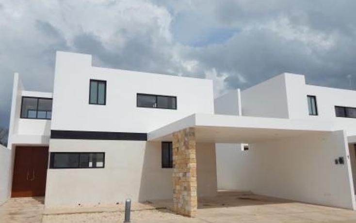 Foto de casa en condominio en venta en  , santa gertrudis copo, mérida, yucatán, 1108403 No. 01