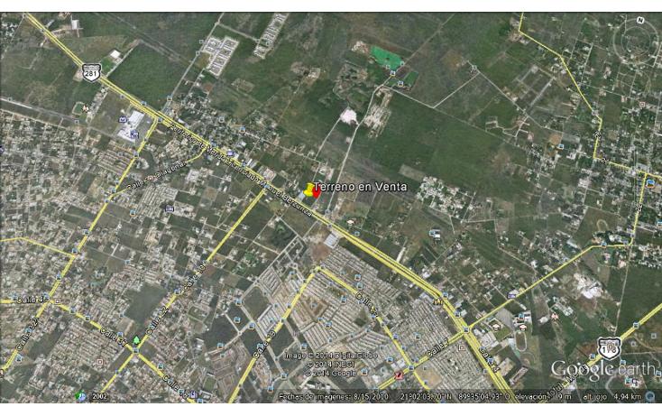 Foto de terreno comercial en venta en  , santa gertrudis copo, m?rida, yucat?n, 1119969 No. 02