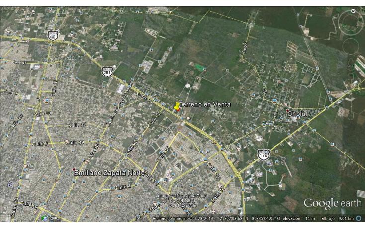 Foto de terreno comercial en venta en  , santa gertrudis copo, m?rida, yucat?n, 1119969 No. 03