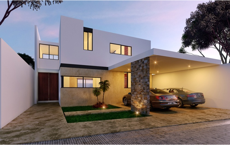 Foto de casa en venta en  , santa gertrudis copo, m?rida, yucat?n, 1125583 No. 01