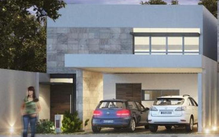 Foto de casa en venta en  , santa gertrudis copo, mérida, yucatán, 1127567 No. 01