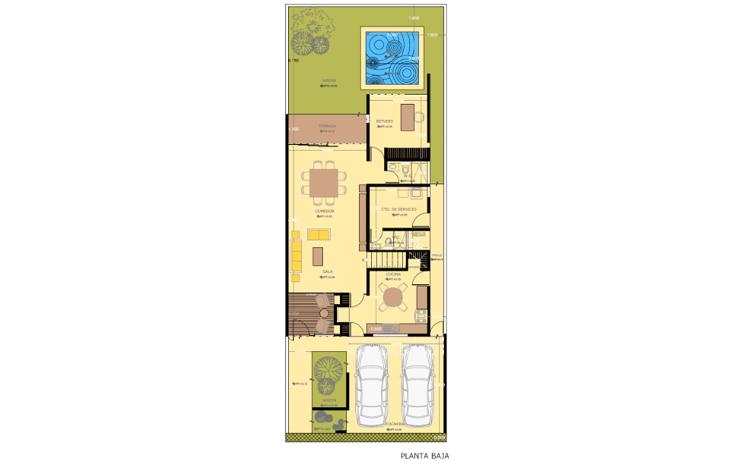 Foto de casa en venta en  , santa gertrudis copo, mérida, yucatán, 1127567 No. 06