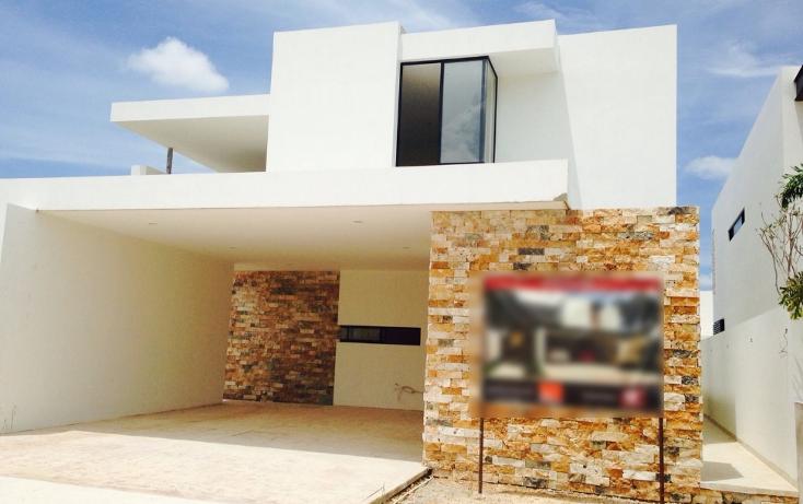 Foto de casa en venta en  , santa gertrudis copo, mérida, yucatán, 1128603 No. 01