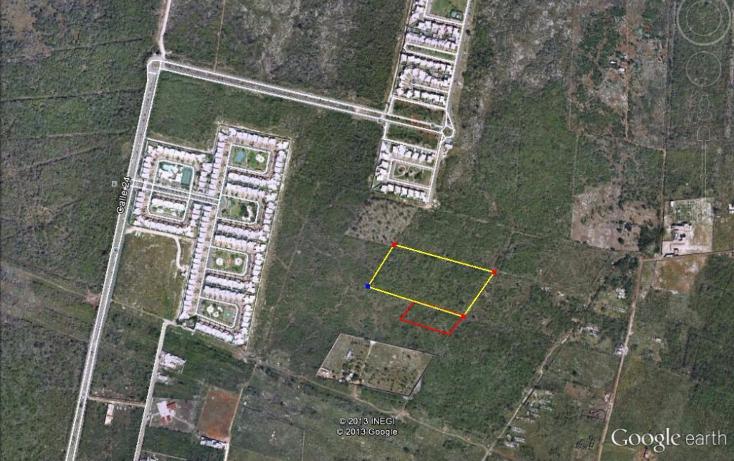 Foto de terreno habitacional en venta en  , santa gertrudis copo, mérida, yucatán, 1128851 No. 02
