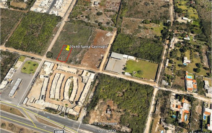 Foto de terreno habitacional en venta en  , santa gertrudis copo, mérida, yucatán, 1131231 No. 01