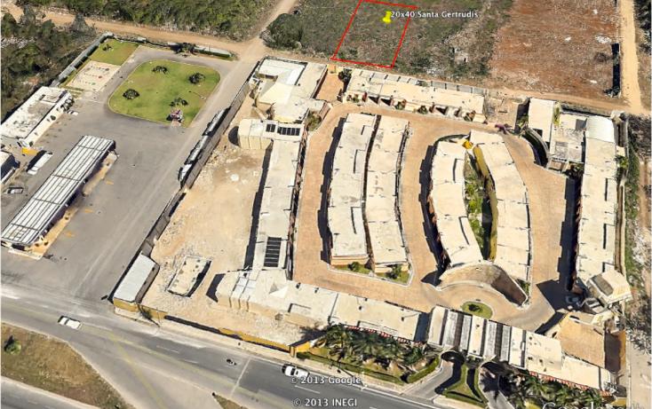 Foto de terreno habitacional en venta en  , santa gertrudis copo, mérida, yucatán, 1131231 No. 02