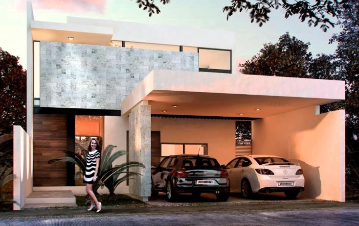 Foto de casa en venta en  , santa gertrudis copo, m?rida, yucat?n, 1142219 No. 01