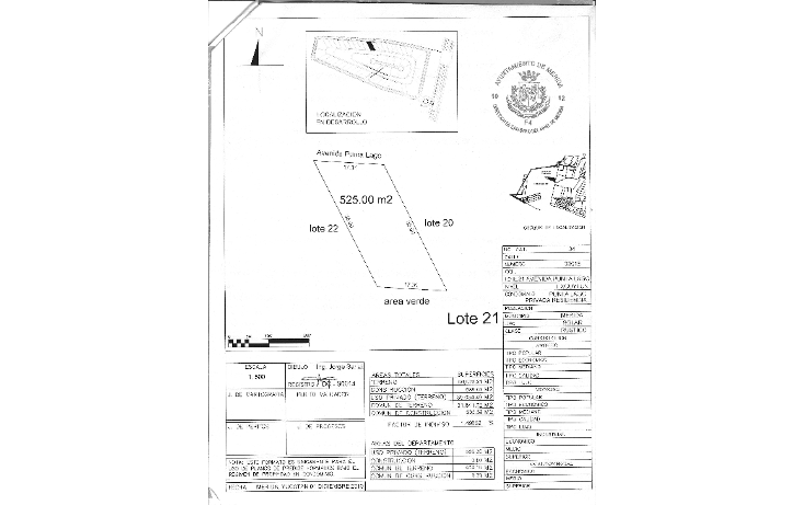 Foto de terreno habitacional en venta en  , santa gertrudis copo, mérida, yucatán, 1142605 No. 08