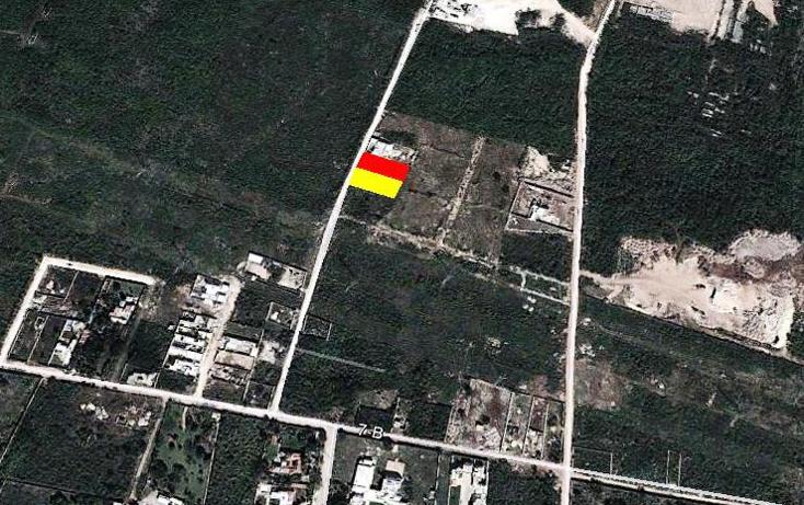Foto de terreno habitacional en venta en  , santa gertrudis copo, mérida, yucatán, 1149715 No. 02