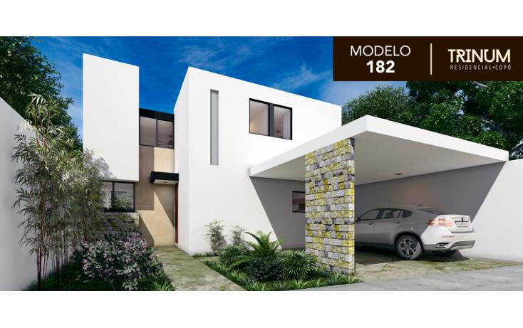 Foto de casa en venta en  , santa gertrudis copo, mérida, yucatán, 1150243 No. 01
