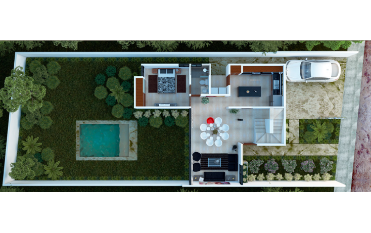 Foto de casa en venta en  , santa gertrudis copo, mérida, yucatán, 1150243 No. 03
