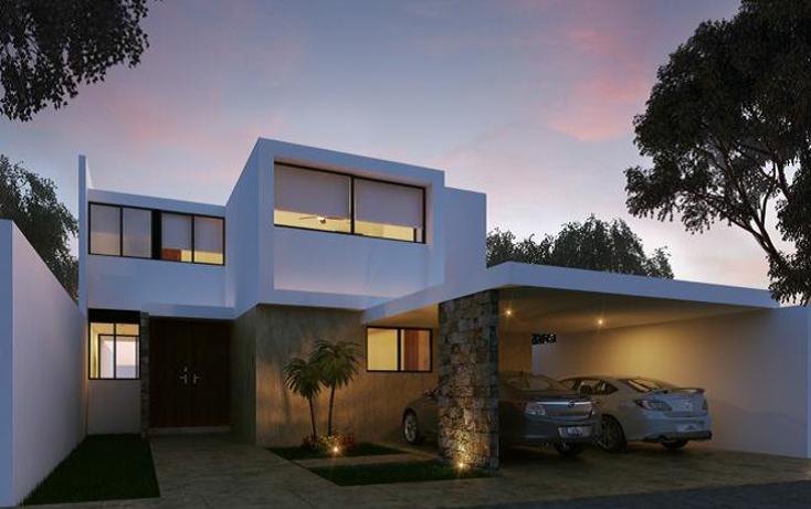 Foto de casa en venta en  , santa gertrudis copo, mérida, yucatán, 1150273 No. 01